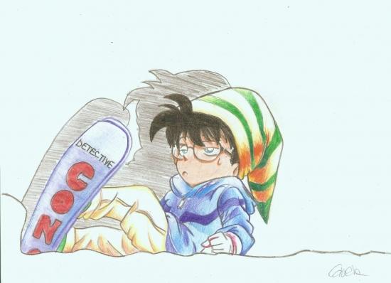 Detective Conan by juliet